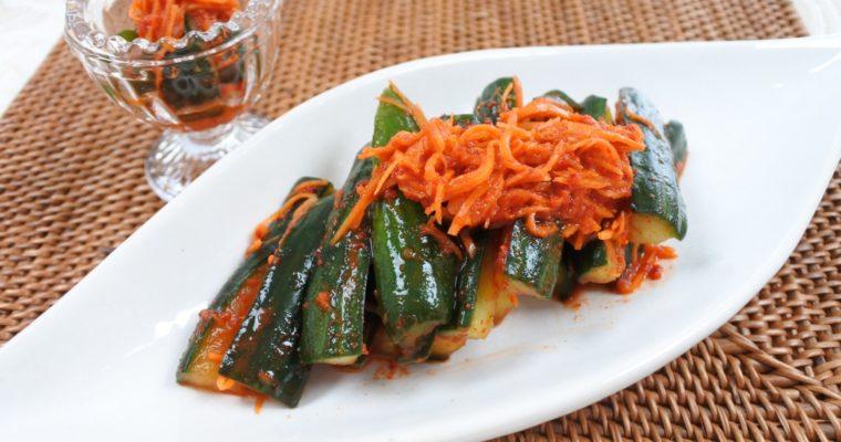 Cucumber Kimchi(Oi Kimchi)